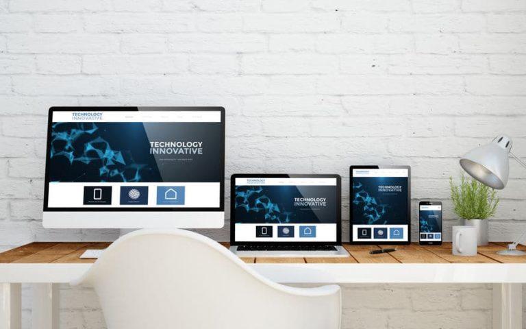 Webdesign für Mobile,Desktop,Tablet