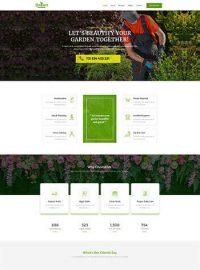 Garten und Landschaftsbau (Template)